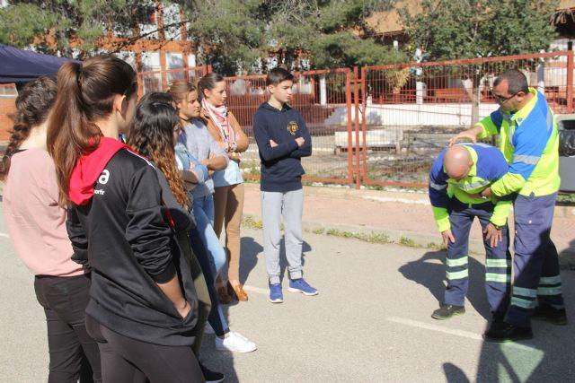 Alumnos del IES Rambla de Nogalte se forman en seguridad vial para prevenir accidentes - 1, Foto 1