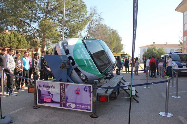 Alumnos del IES Rambla de Nogalte se forman en seguridad vial para prevenir accidentes - 3, Foto 3