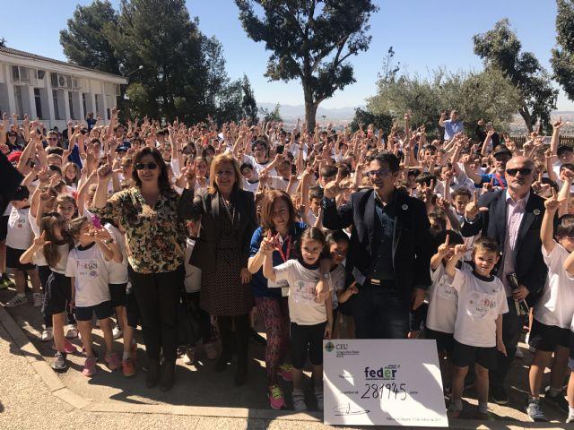 La consejera de Educación participa en el Día del Deporte del CEU San Pablo en Molina de Segura - 1, Foto 1