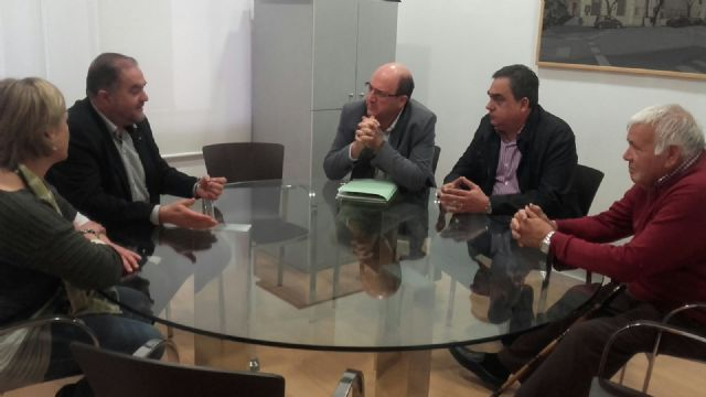 CEBAG has met with both the Mayor and IU as well as with the PSOE in relation to the PGMO de Totana