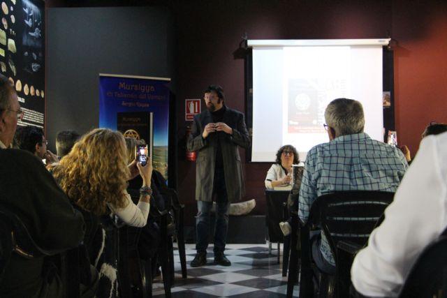 Sergio Reyes presenta en San Pedro del Pinatar 'Mursiyya. El talismán del Yemení' - 1, Foto 1