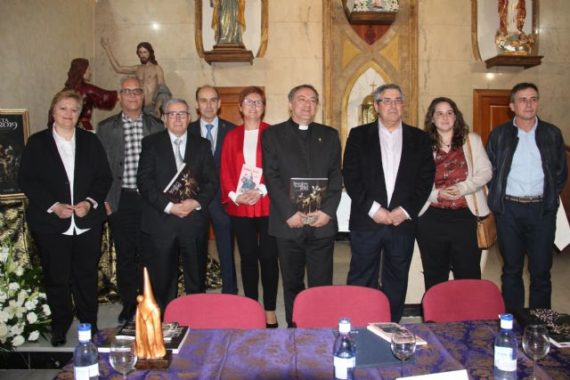 El maestro Miguel García presenta el libro de Semana Santa 2019 - 2, Foto 2