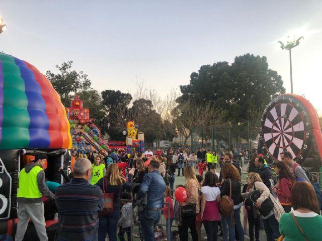 Más de 75.000 personas disfrutan de la IV Fiesta del Deporte - 2, Foto 2