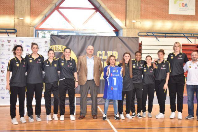 El CB Jairis de Alcantarilla presenta sus escuelas y a sus 13 equipos de baloncesto de la actual temporada - 1, Foto 1