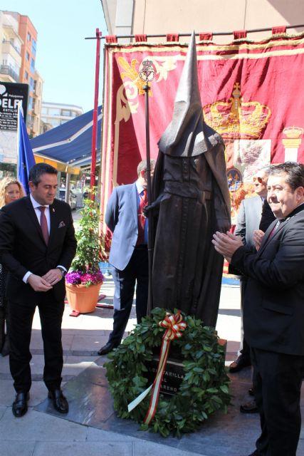 Los cofrades de Alcantarilla llevan a cabo el Homenaje al Nazareno, el nombramiento de Cofrade Mayor y la presentación del cartel y la revista de Semana Santa - 3, Foto 3