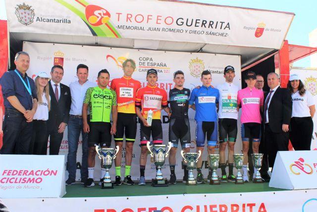 El sub23 barcelonés Kiko Galván del equipo navarro del Lizarte consigue vencer en Alcantarilla en el Trofeo Guerrita - 4, Foto 4