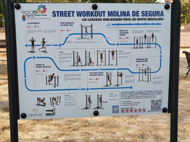 El Ayuntamiento de Molina de Segura finaliza las actuaciones de dotación de áreas juveniles en varios puntos del casco urbano, con una inversión próxima a los 60.000 euros - 3, Foto 3