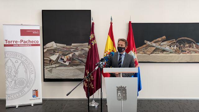 Se inaugura la sede permanente de la de la Universidad de Murcia en de Torre Pacheco - 1, Foto 1