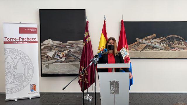 Se inaugura la sede permanente de la de la Universidad de Murcia en de Torre Pacheco - 2, Foto 2