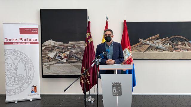 Se inaugura la sede permanente de la de la Universidad de Murcia en de Torre Pacheco - 3, Foto 3