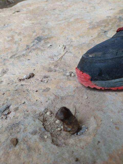 Ciudadanos Yecla celebra que tal y como solicitaron, desde la Dirección General del Medio Natural, hayan realizado las mejoras de la Cueva de la Horadada y señalización del Arabí - 2, Foto 2