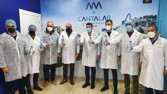 Agua de Cantalar recibe la visita del consejero de Agua, Agricultura, Ganadería, Pesca y Medio Ambiente - 1, Foto 1