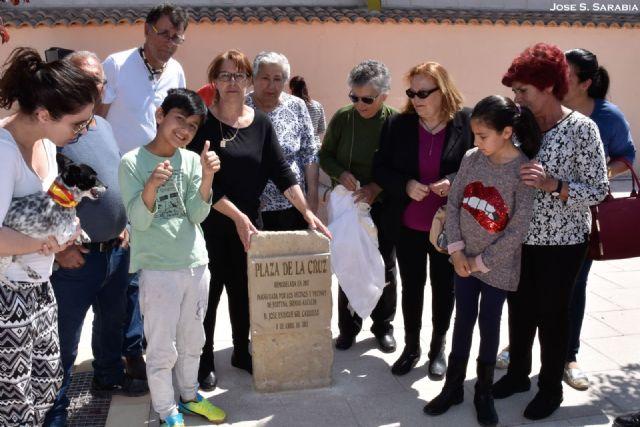 Inauguración de la nueva Plaza de la Cruz de Fortuna - 4, Foto 4