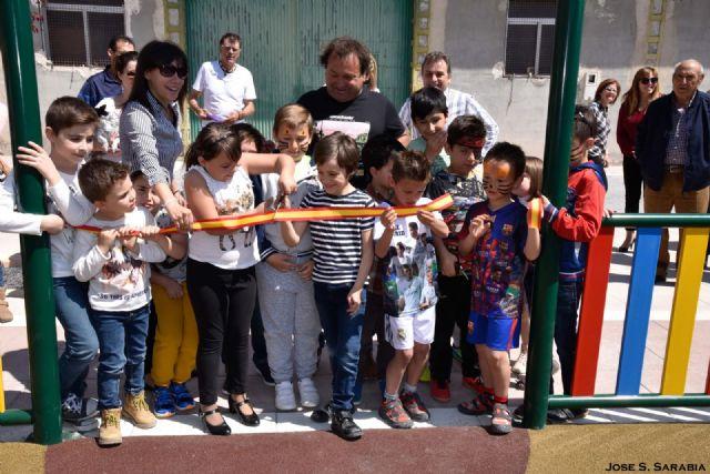 Inauguración de la nueva Plaza de la Cruz de Fortuna - 5, Foto 5