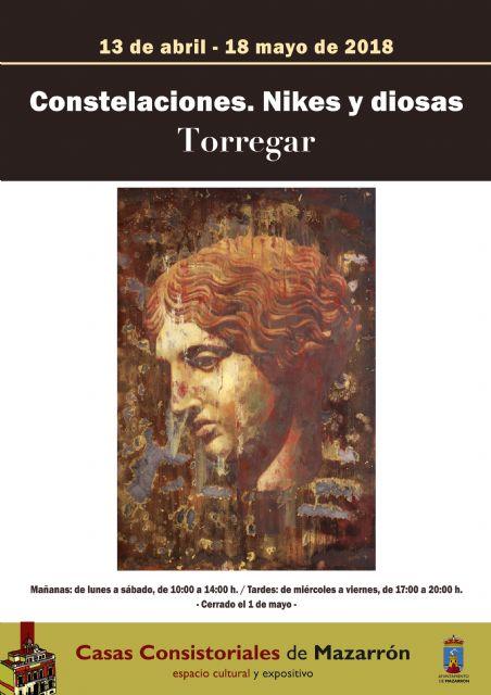 Torregar expondrá en Casas Consistoriales hasta el 18 de mayo, Foto 1