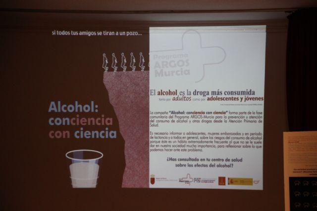 Alumnos de 1° y 2° de ESO se forman sobre prevención en consumo de drogas y alcohol, Foto 5