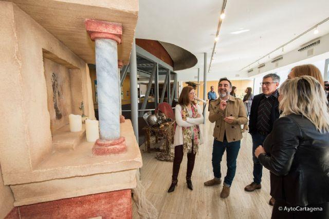 La Muralla Punica exhibe la exposicion Gladiadores, Dioses de la Arena - 1, Foto 1