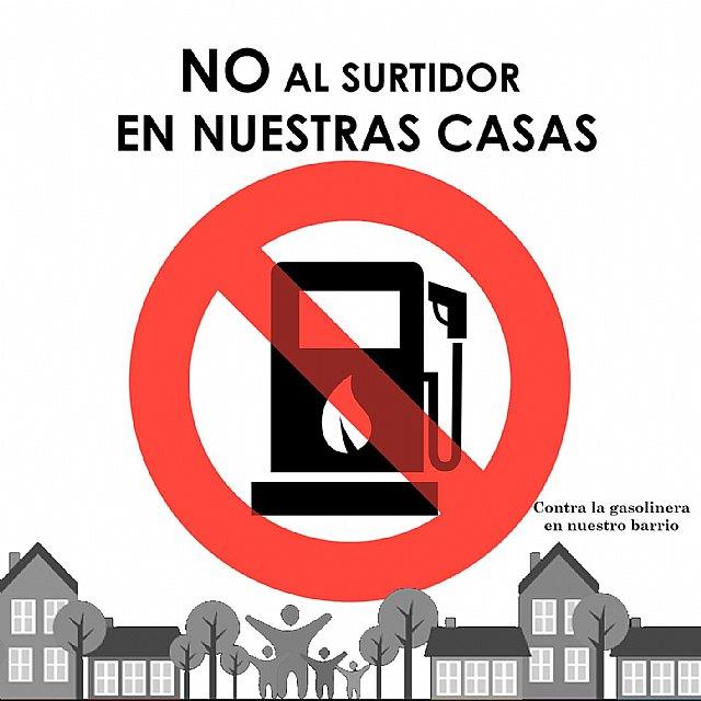 Comunicado de la Plataforma de vecinos afectados por el proyecto de instalaci�n de una gasolinera en Avd. Juan Carlos I de Totana., Foto 2