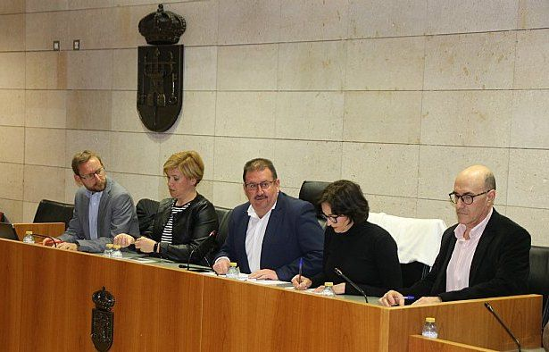 El último pleno ordinario de esta legislatura 2015/2019, correspondiente a este mes, se celebrará el 30 de abril