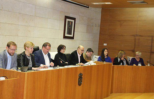 El último pleno ordinario de esta legislatura 2015/2019, correspondiente a este mes, se celebrará el 30 de abril - 3, Foto 3