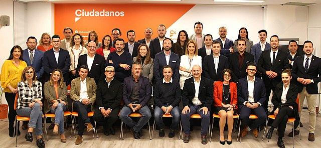 Ciudadanos presenta candidaturas en 39 municipios de cara al 26M, con un tercio de mujeres optando a las alcald�as, Foto 1