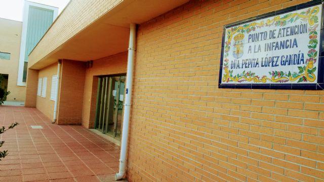 Se actualizan las tarifas y el canon del contrato del servicio público educativo de los Centros de Primer Ciclo de Educación Infantil Municipal en Totana