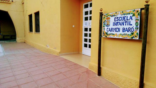 Se actualizan las tarifas y el canon del contrato del servicio público educativo de los Centros de Primer Ciclo de Educación Infantil Municipal en Totana - 2, Foto 2