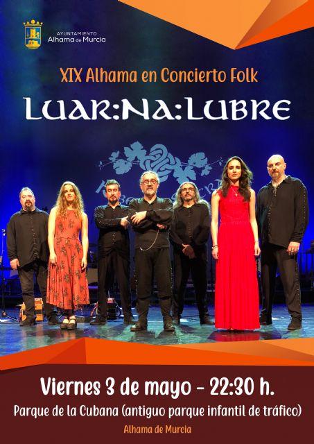 XIX Alhama en Concierto Folk - Fiesta de Los Mayos 2019, Foto 3