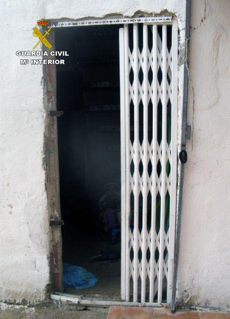 La Guardia Civil desmantela un clan familiar dedicado al robo continuado en casas de campo de Librilla - 2, Foto 2