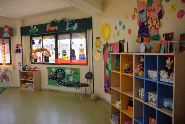 Admitidas todas las solicitudes realizadas para la escuela infantil Gloria Fuertes y el CAI Los Cerezos, Foto 1