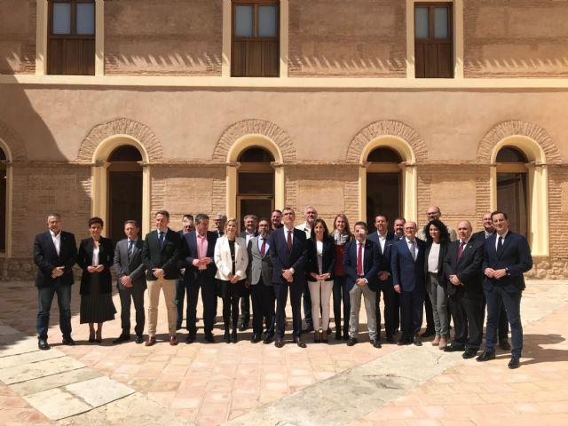 La Federación de Municipios celebra la última sesión de la legislatura