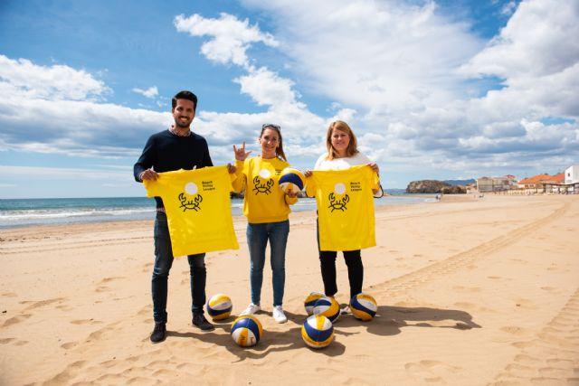 Vuelve la liga de vóley playa a Bahía, Foto 1