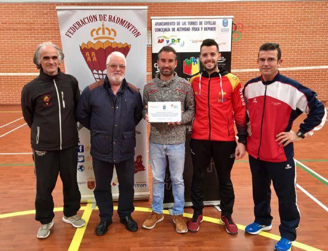 Los mejores jugadores jóvenes de bádminton del Levante, de convivencia en Las Torres de Cotillas - 3, Foto 3