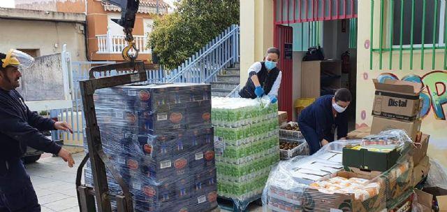Más de 100 familias atendidas en la apertura de la Despensa Solidaria ARCHENA TE CUIDA - 1, Foto 1