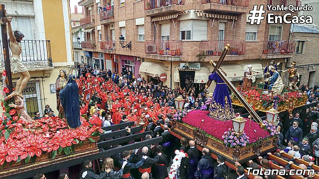El Calvario lanza un nuevo vídeo en la mañana de Viernes Santo, en el marco del reto #elcalvarioencasa - 1, Foto 1