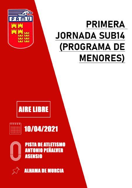 Alhama de Murcia inaugura el calendario FAMU de aire libre - 1, Foto 1