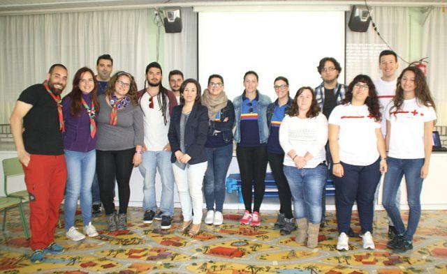 Primera convivencia informativa de asociaciones juveniles - 1, Foto 1