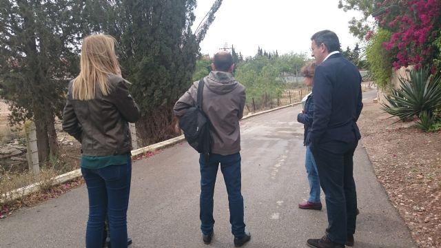 Próxima licitación del proyecto del IES Valle de Leiva en El Praíco, Foto 4