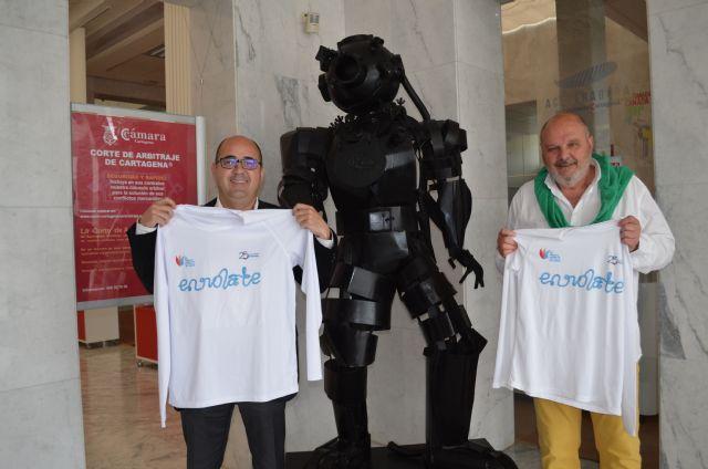 La Cámara de Comercio de Cartagena se suma a la campaña Enrólate - 1, Foto 1