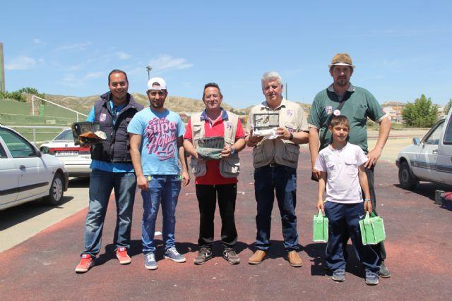 Más de 200 pájaros se dan cita en el Concurso Regional de Silvestrismo en Puerto Lumbreras - 1, Foto 1