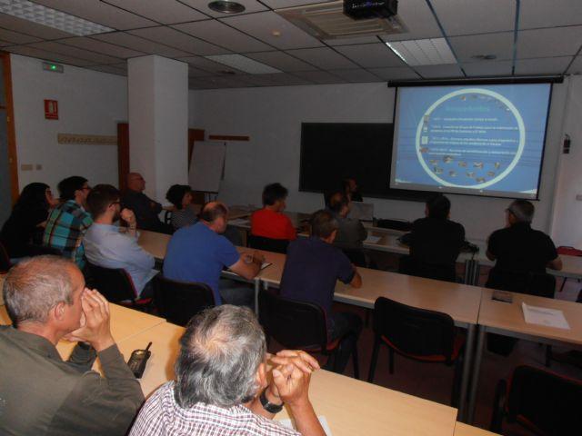 3ª reunión sobre gestión participativa de los senderos de Sierra Espuña, Foto 1