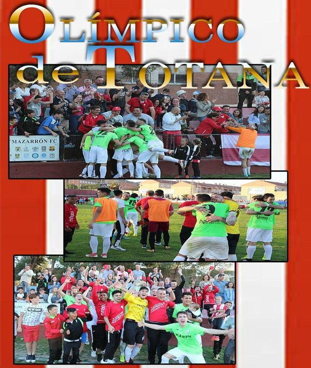 The City Council will offer an institutional reception next Sunday to the Olympic Club of Totana for its recent promotion to the Third Division - 1