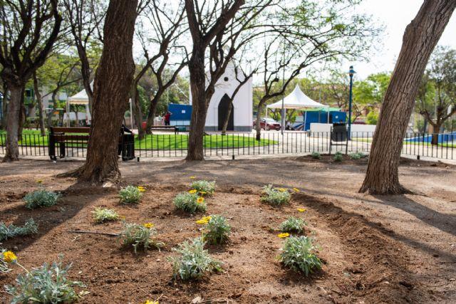 El nuevo contrato de jardinería ampliará el número de actuaciones de este servicio municipal, Foto 2