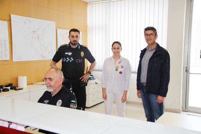 El Ayuntamiento firma un acuerdo con la universidad para realizar prácticas en Policía Local, Foto 1