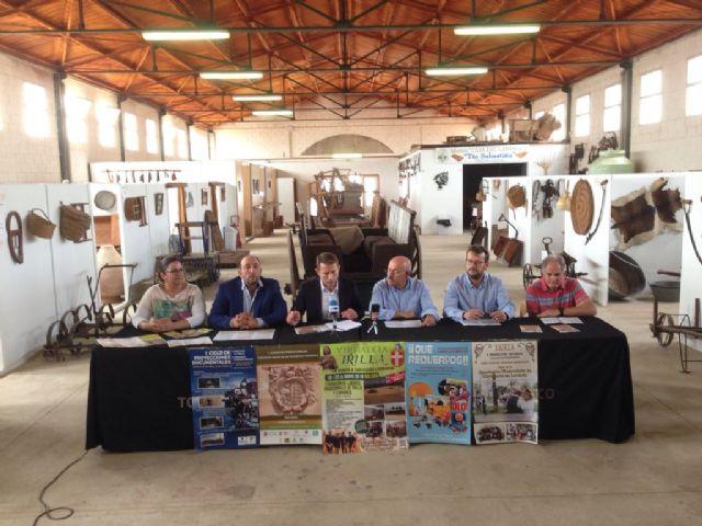 La Fiesta de la Trilla en su 5ª edición se celebrará en Roldán el sábado 19 y domingo 20 de mayo - 1, Foto 1