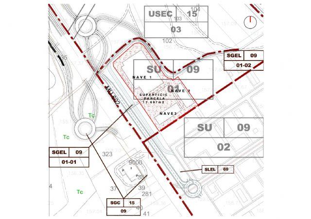 El acondicionamiento de una zona junto al Parque Industrial permite que se instalen dos nuevas empresas, Foto 1