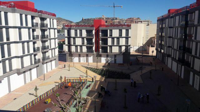 Lorca cumple VIII años desde el terremoto exigiendo al Gobierno central que respete la bonificación del 50% IBI a los damnificados - 1, Foto 1