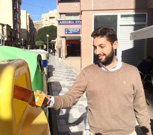 Ayuntamiento y Ecoembes promueven un ambicioso plan de acción medioambiental para incrementar la recogida de envases en nuestra ciudad - 1, Foto 1