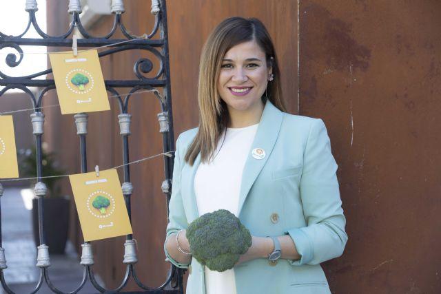 Toñi Piernas, elegida primera presidenta de +Brócoli - 1, Foto 1