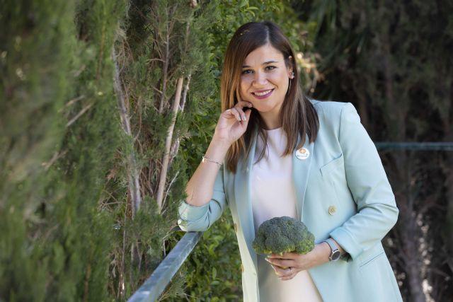 Toñi Piernas, elegida primera presidenta de +Brócoli - 2, Foto 2